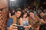 Amrita Raichand at the launch of Saransh Goila