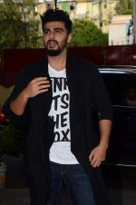 Arjun Kapoor at the launch of Me Mia Multiple book in Bandra, Mumbai on 1st July 2015