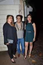 Govinda, Tina Ahuja at Second Hand Husband film screening in Sunny Super Sound on 1st July 2015