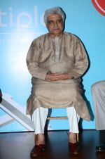 Javed Akhtar at the launch of Me Mia Multiple book in Bandra, Mumbai on 1st July 2015
