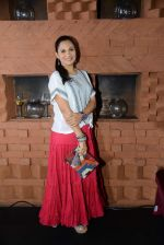 Maria Goretti at the launch of Saransh Goila