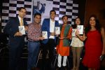 Sanjeev Kapoor, Rashmi Uday Singh at the launch of Saransh Goila