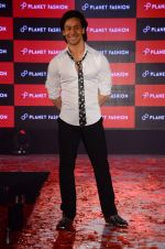 Tiger Shroff at Planet Fashion show in Taj Lands End on 1st July 2015 (79)_55950044d68c4.JPG