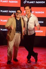 Tiger Shroff at Planet Fashion show in Taj Lands End on 1st July 2015 (89)_5595004b33339.JPG