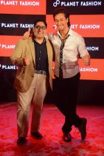 Tiger Shroff at Planet Fashion show in Taj Lands End on 1st July 2015 (90)_5595004bd4cf8.JPG