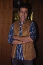 at the launch of Saransh Goila