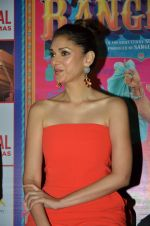 Aditi Rao Hydari Cast of Guddu Rangeela launch Carnival Cinemas, 122nd cinema at Oshiwara on 2nd July 2015 (17)_559633f008135.JPG