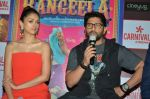 Aditi Rao Hydari, Arshad Warsi Cast of Guddu Rangeela launch Carnival Cinemas, 122nd cinema at Oshiwara on 2nd July 2015