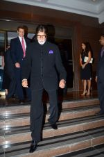 Amitabh Bachchan snapped as he attends an event hosted by the US Consulate at Taj Lands End on 2nd July 2015