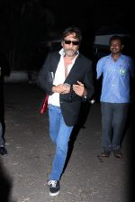 Jackie Shroff snapped at domestic airport in Mumbai on 2nd July 2015