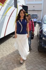 Juhi Chawla snapped at Mehboob, Mumbai on 2nd July 2015