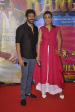 Kabir Khan, Mini Mathur at Guddu Rangeela premiere in Mumbai on 2nd July 2015 (30)_5596357184106.JPG