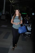 Laxmi Rai snapped at domestic airport in Mumbai on 2nd July 2015 (63)_559631cf26249.JPG