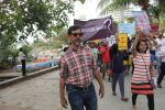 Rajat Kapoor supports the FTII cause and joins the protest at carter road on 2nd July 2015 (27)_5596305bf13bb.JPG