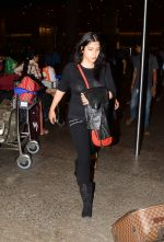 Sanjay Kapoor with wife Maheep in Mumbai Airport on 2nd July 2015 (23)_559630a9bcd3c.JPG