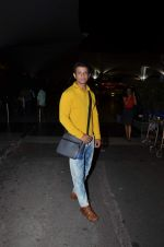 Sharman Joshi snapped at domestic airport in Mumbai on 2nd July 2015