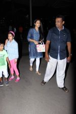 Suriya, Jyothika snapped at domestic airport in Mumbai on 2nd July 2015