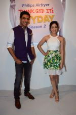 Yami Gautam at Philips airfryer event in Mumbai on 2nd July 2015