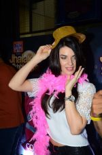 on the sets of Jhalak Dikhla Jaa 8 in Hard Rock Cafe on 3rd July 2015