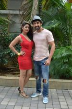 Aashish Chaudhary on the sets of Jhalak Dikhla Jaa 8 in Hard Rock Cafe on 3rd July 2015 (230)_5597ca18ade59.JPG