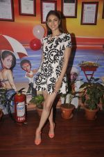 Aditi Rao Hydari at Guddu Rangeela team at Red Fm in Lower Parel on 3rd July 2015