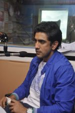 Amit Sadh at Guddu Rangeela team at Red Fm in Lower Parel on 3rd July 2015