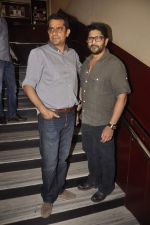Arshad Warsi, Subhash Kapoor at Guddu Rangeela promotions in Gaiety on 3rd July 2015 (46)_5597c5a0d0dc0.JPG