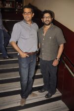 Arshad Warsi, Subhash Kapoor at Guddu Rangeela promotions in Gaiety on 3rd July 2015 (48)_5597c5a194750.JPG
