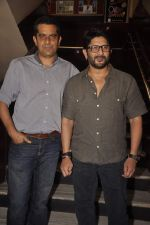 Arshad Warsi, Subhash Kapoor at Guddu Rangeela promotions in Gaiety on 3rd July 2015 (38)_5597c59c3d187.JPG