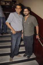 Arshad Warsi, Subhash Kapoor at Guddu Rangeela promotions in Gaiety on 3rd July 2015 (44)_5597c59fd47f7.JPG
