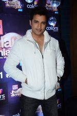 Ganesh Hegde on the sets of Jhalak Dikhla Jaa 8 in Hard Rock Cafe on 3rd July 2015 (177)_5597cad52d3e2.JPG