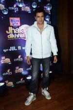 Ganesh Hegde on the sets of Jhalak Dikhla Jaa 8 in Hard Rock Cafe on 3rd July 2015
