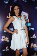 Kavita Kaushik on the sets of Jhalak Dikhla Jaa 8 in Hard Rock Cafe on 3rd July 2015 (156)_5597ca8db8a66.JPG