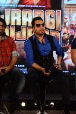 Mika Singh at Bajrangi Bhaijaan song launch in J W Marriott on 3rd July 2015