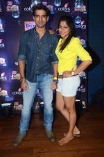 Mohit Malik on the sets of Jhalak Dikhla Jaa 8 in Hard Rock Cafe on 3rd July 2015 (213)_5597cac314275.JPG