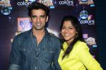Mohit Malik on the sets of Jhalak Dikhla Jaa 8 in Hard Rock Cafe on 3rd July 2015 (216)_5597cac4581b7.JPG