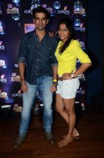 Mohit Malik on the sets of Jhalak Dikhla Jaa 8 in Hard Rock Cafe on 3rd July 2015