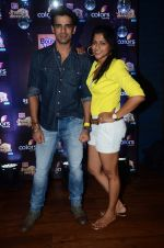 Mohit Malik on the sets of Jhalak Dikhla Jaa 8 in Hard Rock Cafe on 3rd July 2015 (214)_5597cac3b03e4.JPG