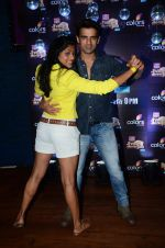 Mohit Malik on the sets of Jhalak Dikhla Jaa 8 in Hard Rock Cafe on 3rd July 2015 (218)_5597cac60b3aa.JPG