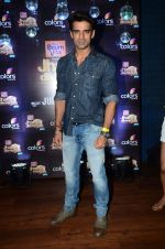 Mohit Malik on the sets of Jhalak Dikhla Jaa 8 in Hard Rock Cafe on 3rd July 2015 (219)_5597cac6a8437.JPG