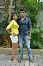 Mohit Malik on the sets of Jhalak Dikhla Jaa 8 in Hard Rock Cafe on 3rd July 2015 (220)_5597cac79265f.JPG