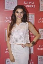 Prachi Desai at Anita Dongre and Vogue Wedding show preview in Khar on 3rd July 2015