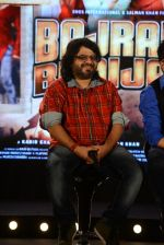 Pritam Chakraborty at Bajrangi Bhaijaan song launch in J W Marriott on 3rd July 2015