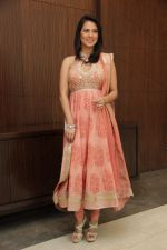 Rochelle Rao at Chennai Fashion Week press meet on 3rd July 2015
