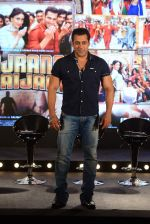 Salman Khan at Bajrangi Bhaijaan song launch in J W Marriott on 3rd July 2015