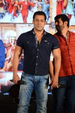 Salman Khan, Kabir Khan at Bajrangi Bhaijaan song launch in J W Marriott on 3rd July 2015