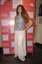 Sangeeta Bijlani at Anita Dongre and Vogue Wedding show preview in Khar on 3rd July 2015