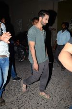 Shahid Kapoor snapped on the sets of Jhalak Dikhla Jaa 8 on 3rd July 2015