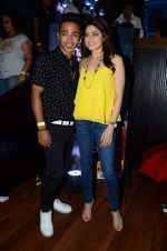 Shamita Shetty on the sets of Jhalak Dikhla Jaa 8 in Hard Rock Cafe on 3rd July 2015