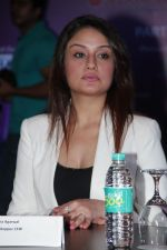 Sonia Agarwal at Chennai Fashion Week press meet on 3rd July 2015 (28)_5597c31a72b47.jpg